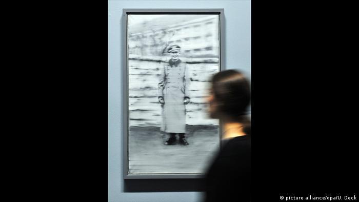 Uncle Rudi 1965 Gerhard Richter (picture alliance/dpa/U. Deck)