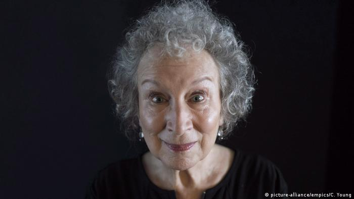 Canadian author Margaret Atwood (picture-alliance/empics/C. Young)