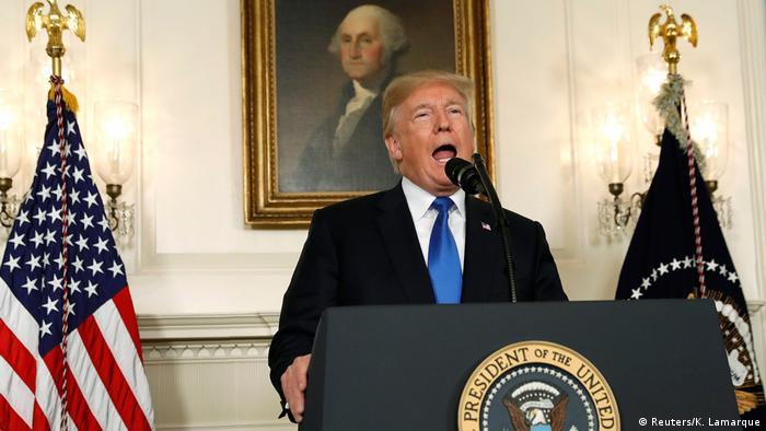 Trump endurece el acuerdo nuclear con Irán