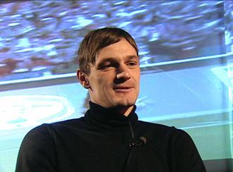 Novakovic as Skipper of FC Cologne.