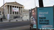 Österreich Wahlkampf