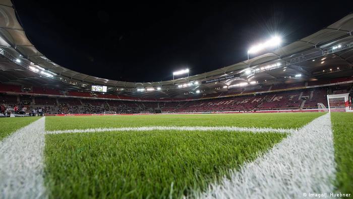Fußball 1. Bundesliga VfB Stuttgart - 1. FC Köln