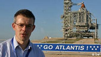 Weltraumexperte und Wissenschaftsjournalist Dirk Lorenzen