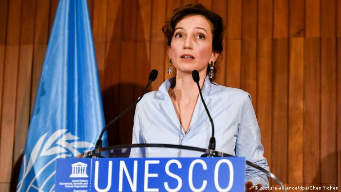 Frankreich Audrey Azoulay soll neue Unesco-Chefin werden