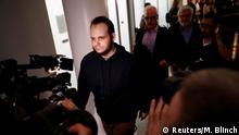 Australien Joshua Boyle kommt am International Airport in Toronto an