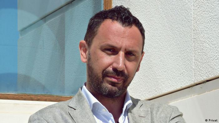 Kroatien Zagreb - Anwalt Antonio Volarevic