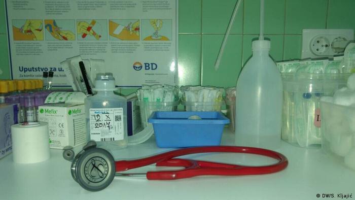 Symbolbild - Gesundheitsversicherung Serbien