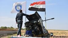 Militäreinsatz in Kirkuk
