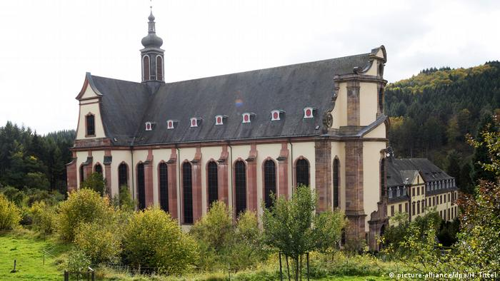 Himmerod Abbey in Germany (picture-alliance/dpa/H. Tittel)