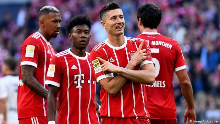 Bundesliga: Bayern München gegen SC Freiburg (Imago/J.Huebner)