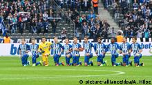 Fußball Bundesliga Hertha BSC vs. FC Schalke 04 (picture-alliance/dpa/A. Hilse)