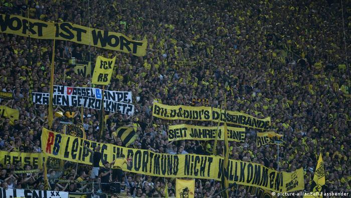 Bundesliga: Borussia Dortmund gegen RB Leipzig