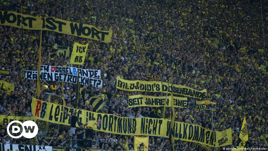 Borussia Dortmund And Rb Leipzig The Bundesliga S Ideological Battleground Sports German Football And Major International Sports News Dw 18 01 2019