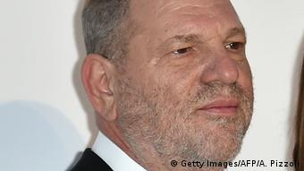 Harvey Weinstein (Getty Images/AFP/A. Pizzoli)