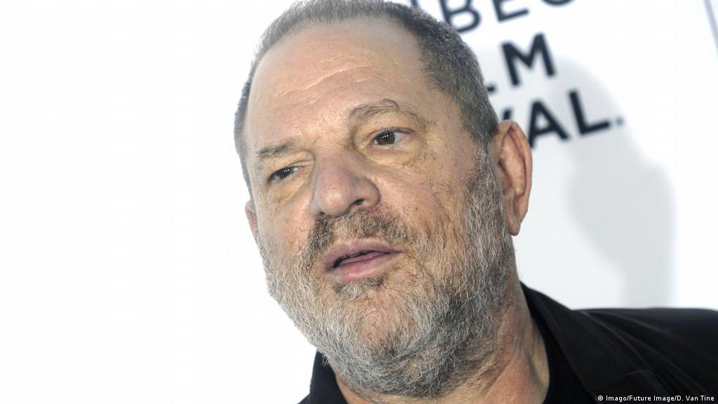 Harvey Weinstein Expelled By Oscars Academy News Dw 14 10 2017
