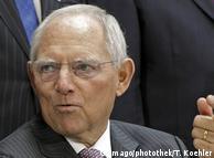 Вольфґанґ Шойбле закликає німецьких політиків до порозуміння