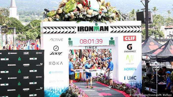 IRONMAN World Championship 2017 Patrick Lange in Rekordzeit (Getty Images/Ironman/M. Wolfson)