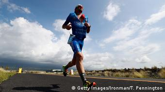 Ironman Hawaii 2017 Laufen Patrick Lange (Getty Images/Ironman/T. Pennington)