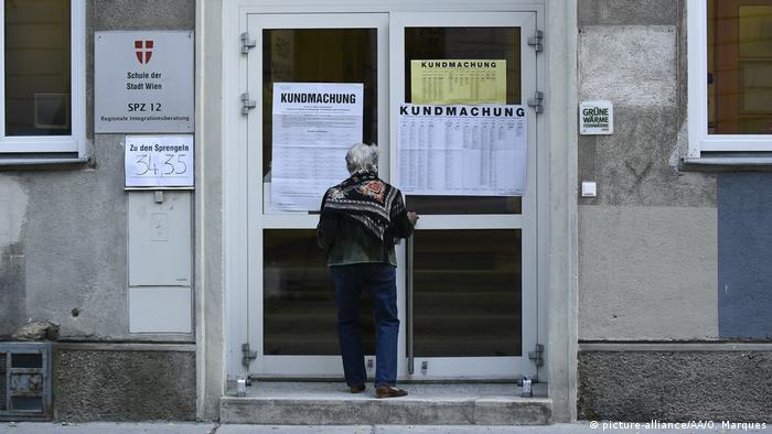 Österreich Parlamentswahl