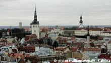 24.09.2016 epa05554548 A picture made available 24 September 2016 shows a general view over the city of Tallinn, Estonia, 17 November 2010. The Estonian presidential election 2016 gone through three rounds of votes at the parliament without result. The last decisive vote will be held on 24 September 2016 and President will be elected by Electoral Body which consist of 101 lawmakers and 234 representatives of local governments. EPA/VALDA KALNINA  