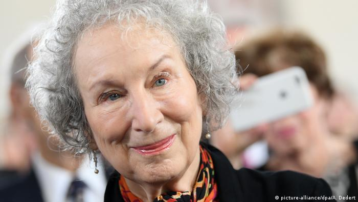 Margaret Atwood (picture-alliance/dpa/A. Dedert)