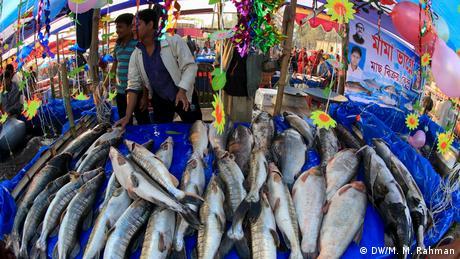 Bangladesch - Rural Fair (DW/M. M. Rahman)