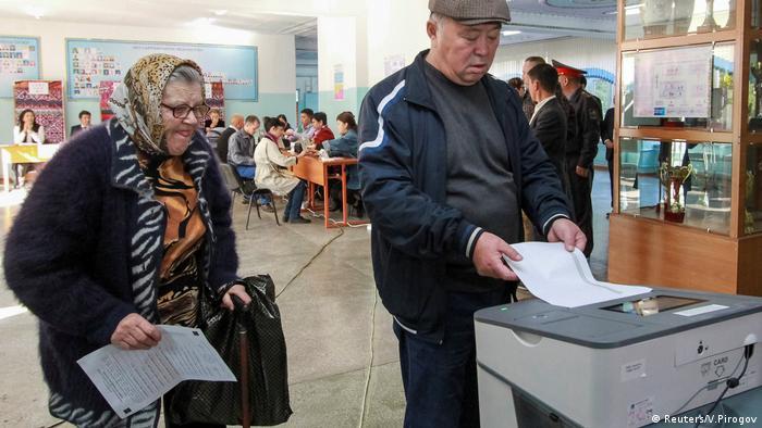 Вибори у Киргизстані, архівне фото