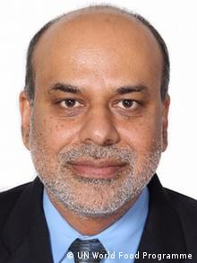 A close-up photo of Arif Husain