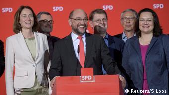 Ανεξάρτητα από την εκλογική νίκη στην Κάτω Σαξωνία οι Σοσιαλδημοκράτες θα πρέπει να συζητήσουν την πολιτική γραμμή του κόμματος