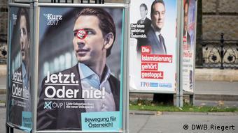 Kurz - tek kopija Strachea i FPÖ-ove politike