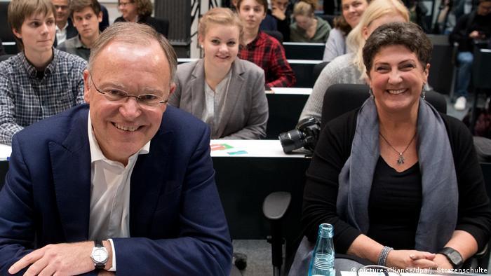 Deutschland Landtag Niedersachsen - Jugend debattiert