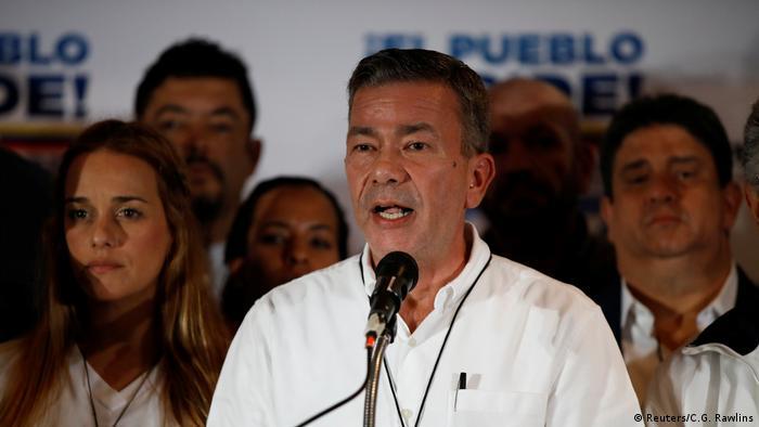 Venezuela Regionalwahlen