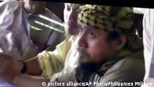 Philippinen Islamistenführer Isnilon Hapilon