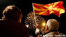 Mazedonien Kommunalwahlen Sieg der Regierungspartei SDSM