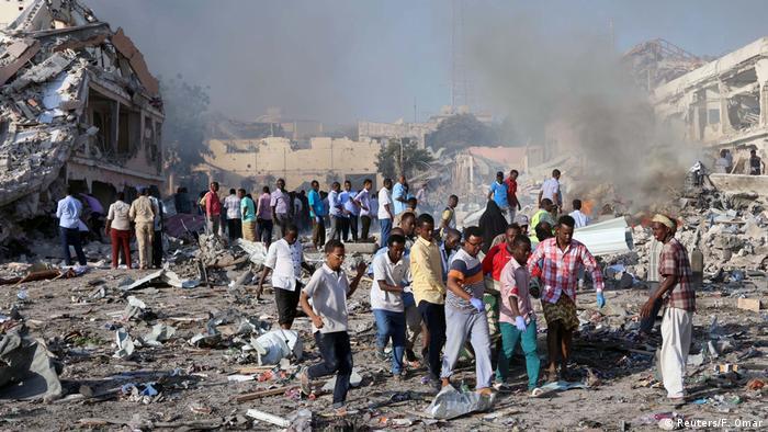 Somalia entre el terror y el éxodo de la juventud