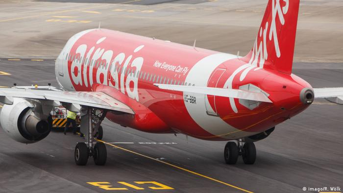 Symbolbild AirAsia (imago/R. Wölk)