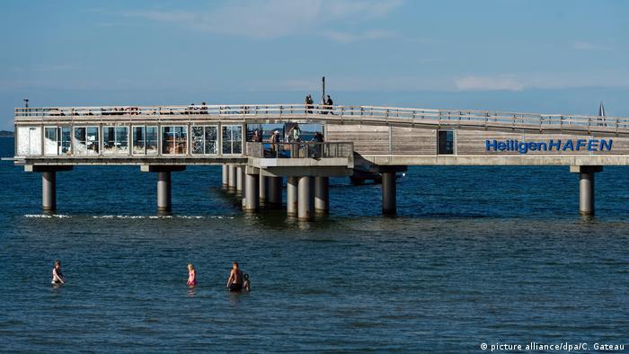 Ponte de Heiligenhafen