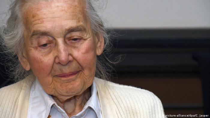Deutschland Zwei Jahre Haft für Holocaust-Leugnerin Haverbeck | ARCHIV