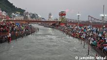 India′s polluted Ganges River threatens people′s livelihoods
