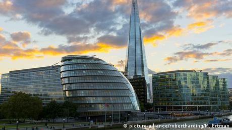 Great Britain the Shard and City Hall London (picture-alliance/robertharding/M. Ertman)