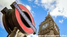 Großbritannien Big Ben, London
