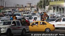 Irak Kirkuk Regierungstruppen übernehmen die Stadt Kurden fliehen