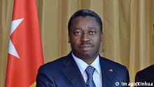 Togo Präsident Faure Gnassingbe