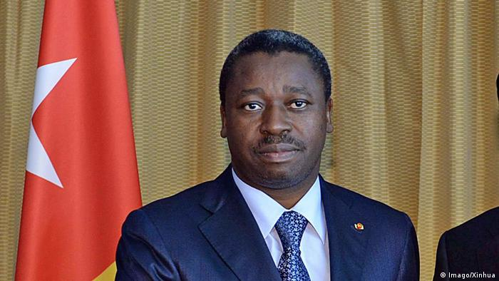 Togos Präsident Faure Gnassingbe