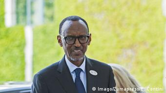 Präsident Ruanda Paul Kagame