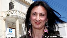Maltesische Bloggerin getötet Daphne Caruana Galizia