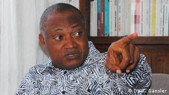 Togo Oppositionsführer Jean-Pierre Fabre