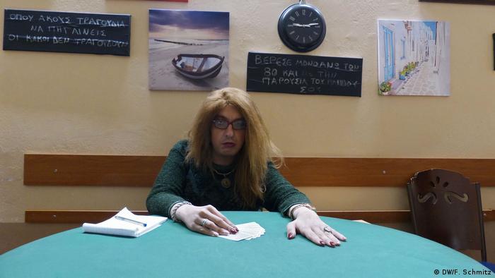 Transgender person in Greece
