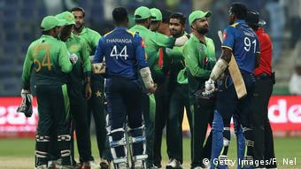 Abu Dhabi ODI Cricket | Pakistan vs. Sri Lanka (Getty Images/F. Nel)