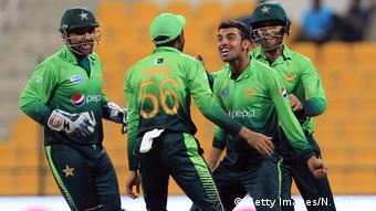 Abu Dhabi ODI Cricket | Pakistan vs. Sri Lanka (Getty Images/N. Balout)